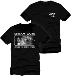 The Attack - Stream Team Shirt
