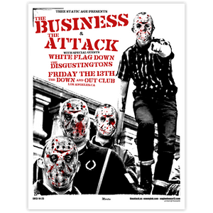 The Business - Los Angeles (2014) Poster