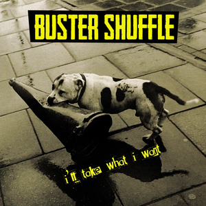 Buster Shuffle - I'll Take What I Want  CD