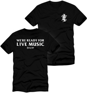 Enemy Live Music T