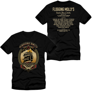 Salty Dog Cruise 2017 Event Shirt