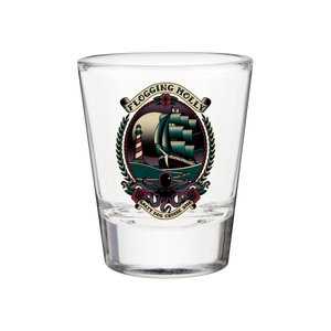 Salty Dog Cruise 2018 Shot Glass