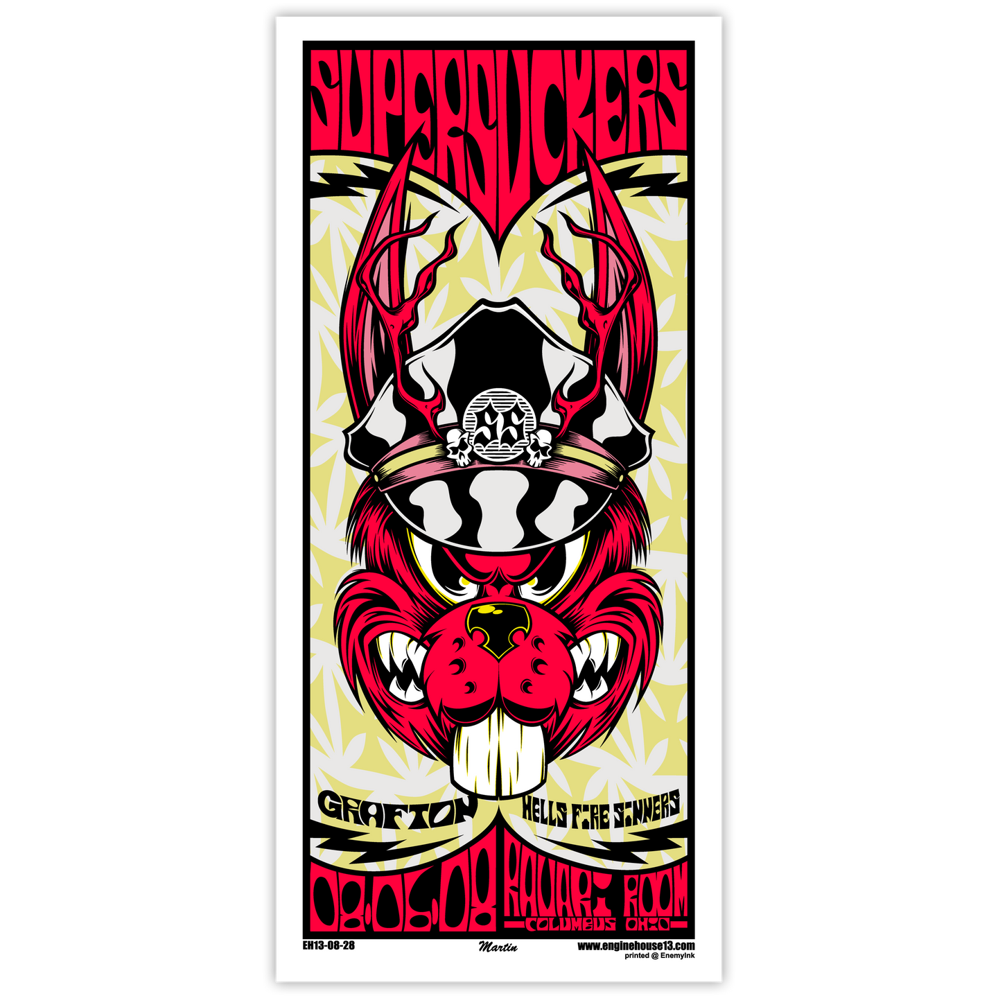 Supersuckers Poster