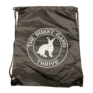 The Bunny Gang Cinch Bag