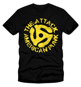 The Attack - 45 Adapter Shirt