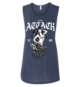 The Attack - Mermaid Tank Top (Ladies)