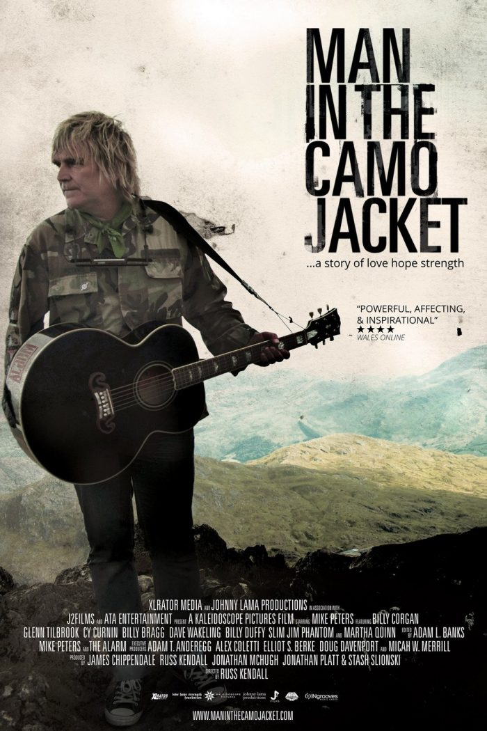 Man In The Camo Jacket (DVD)