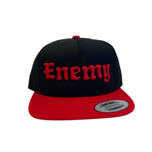 Load image into Gallery viewer, Enemy Snapback Hat