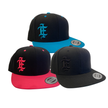 Load image into Gallery viewer, EI Snapback Hat