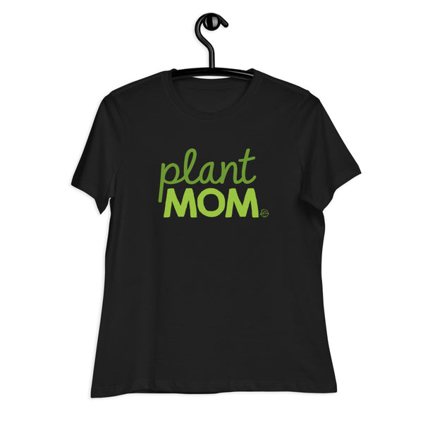 Plant Mom Women's Relaxed T-Shirt