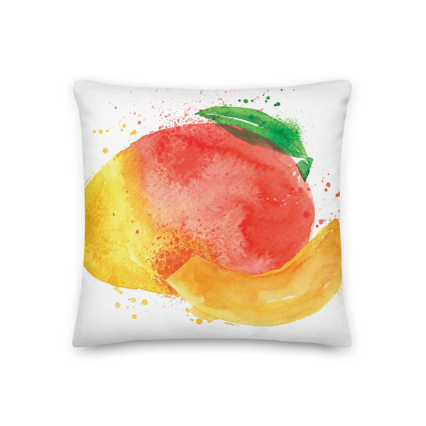 It Takes Two to Mango Premium Pillow