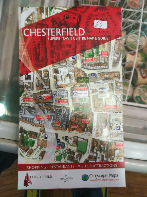 3D map chesterfield