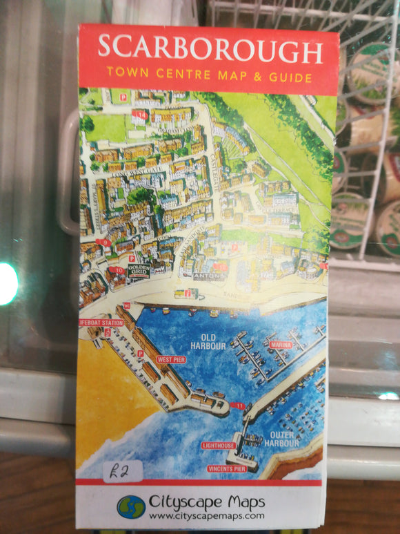 3D map Scarborough