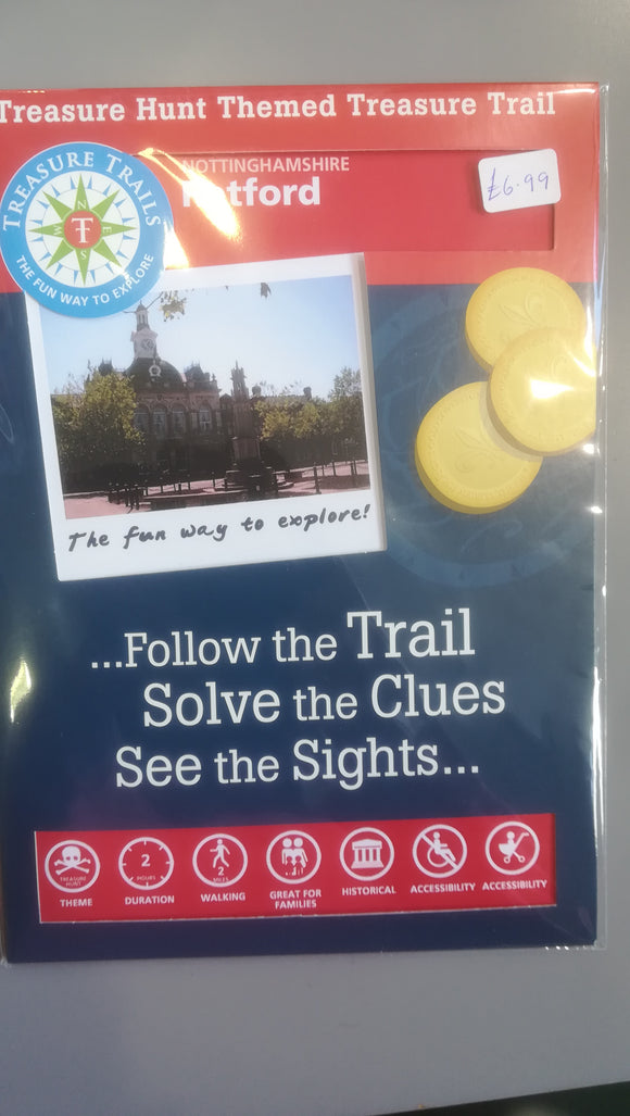 Retford treasure trail