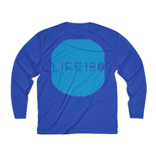 Load image into Gallery viewer, Men's Long Sleeve Moisture Absorbing Tee