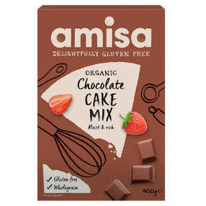 Organic Chocolate Cake Mix 500g