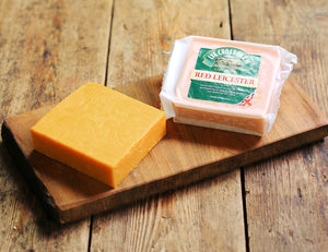 ORGANIC RED LEICESTER 245G