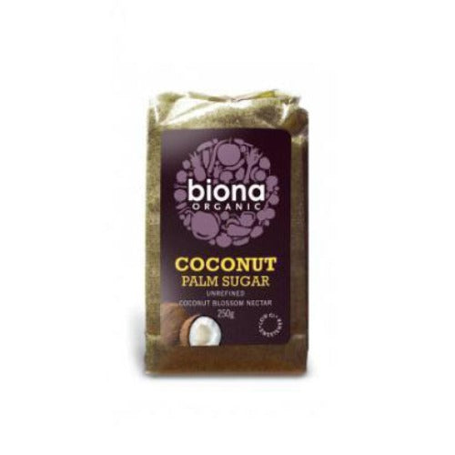 Biona Coconut Palm Sugar (250g)