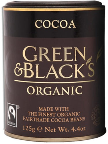 Green & Blacks Cocoa Powder 125g