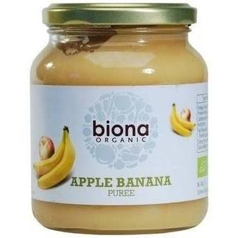 Biona Organic Apple Banana Puree  360g