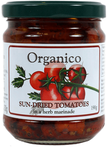 Organico Sun-Dried Tomatoes 130G