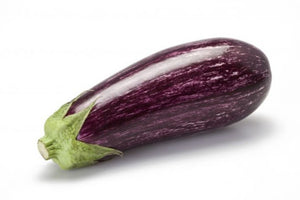 Striped Aubergine