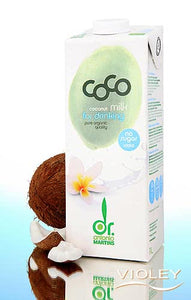 Coconuts Milk ( no sugar added) 1ltr