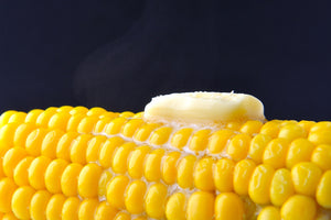 Cooked Corn on the cob 400G