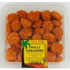 Tooty Fruity Chilli Crackers 100g