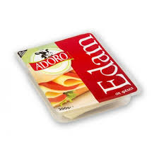 ADORO Edam Semi Hard Cheese 200g