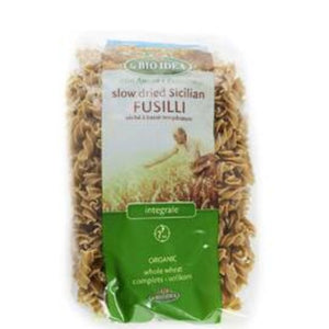 Bio Idea Slow Dried Sicilian Fusilli