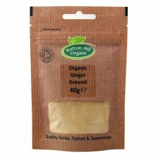 Organic Ginger ground 40g