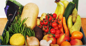 FRUIT AND VEGETABLE BOX- SEASONAL