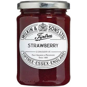 Organic Strawberry 340g ( Wilkin & Sons )