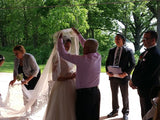 Basic officiant wedding Package ( more than two guests )
