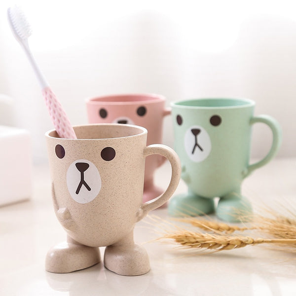toothbrush holder by Yuchi
