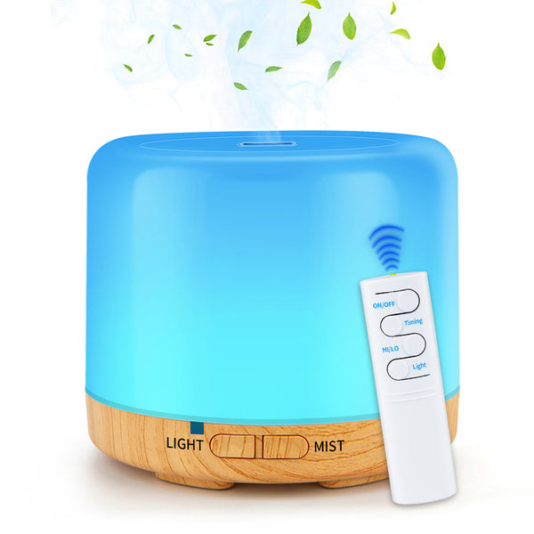 USB Aroma Essential Oil Diffuser by  KEBEIER