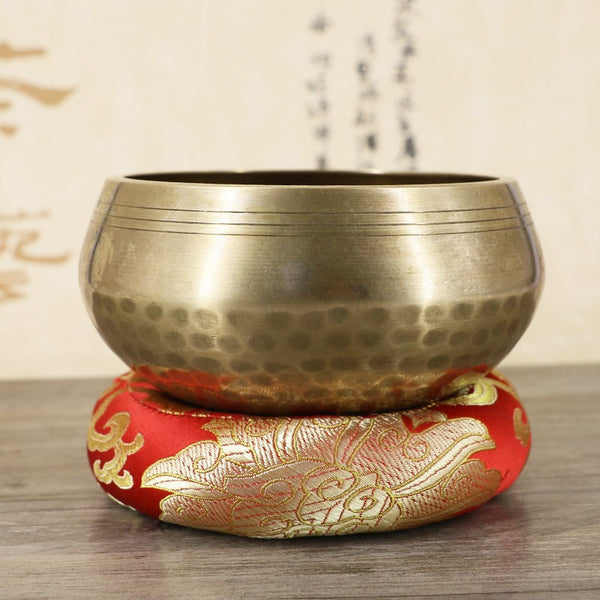 Yoga Tibetan Singing Bowl Mat