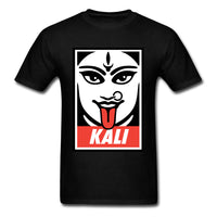 Midnite Star Indian Goddess Kali Tshirt Sex Pin-Up Poster T Shirt Hipster 2019 New Arrival Men's Fairy Tale T-Shirt 100% Cotton