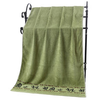 Bamboo Towels by ROMORUS