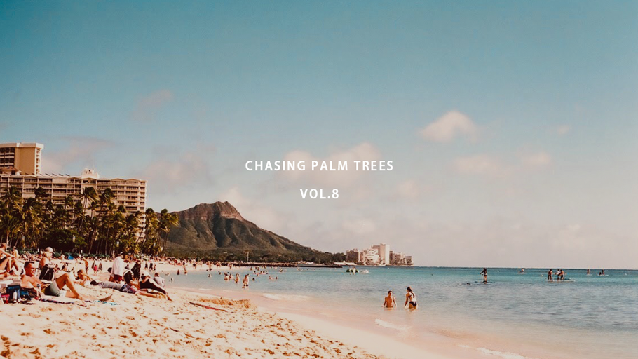 CHASING PALM TREES VOL.8 / O'AHU, HI