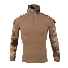 Load image into Gallery viewer, Tactical Combat Military Shirt