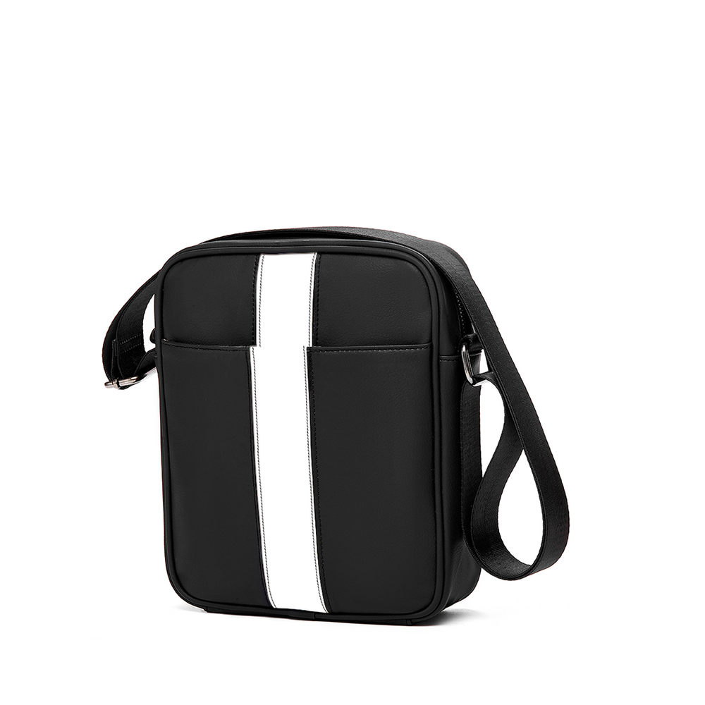 Tokay – Mens Flight Bag with your Stripy Pattern