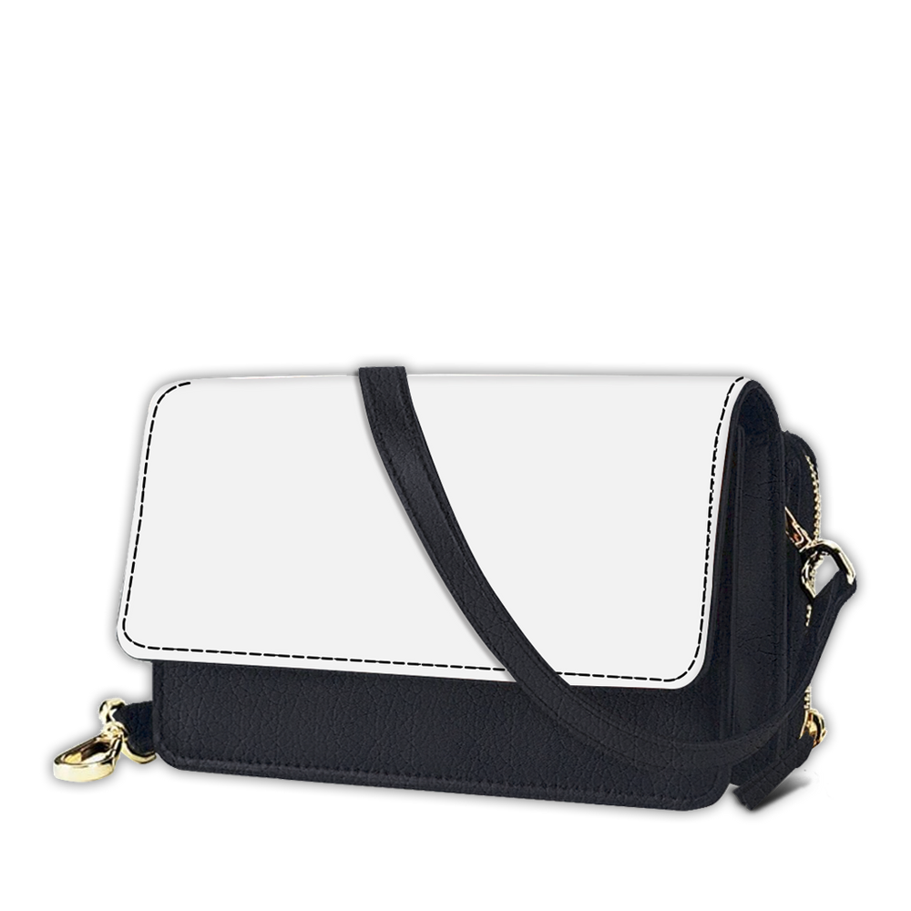On the Rock – Lady Cross Shoulder Bag with Detachable Wallet