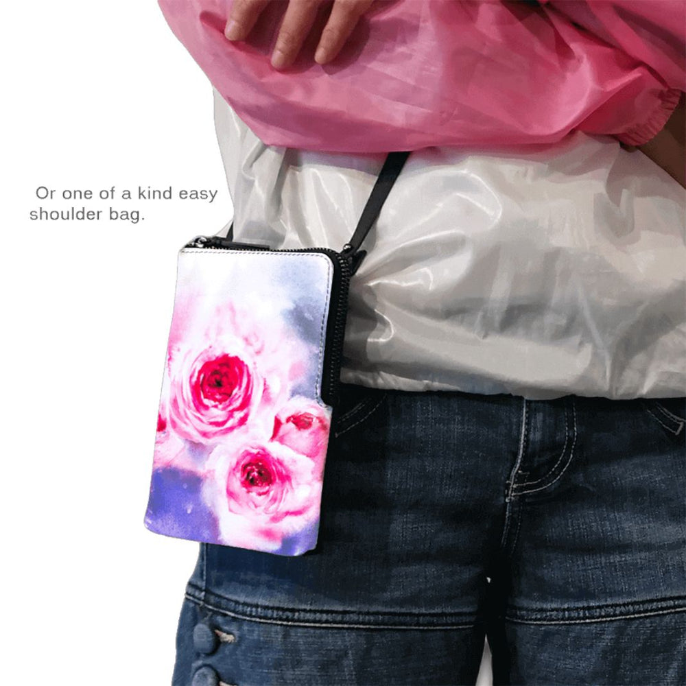 Cross body Phone Pouch