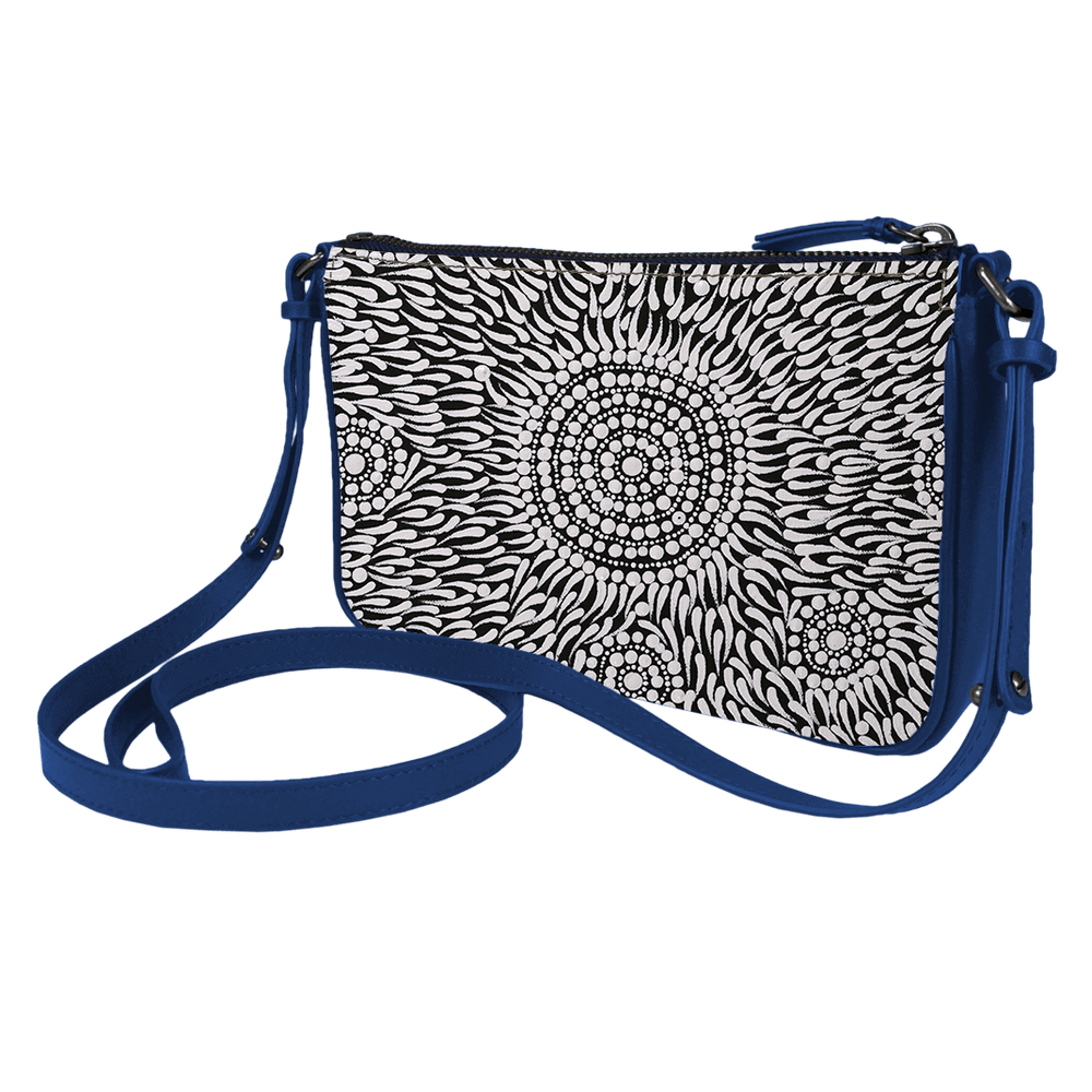 Lady Multi-function Crossbody - Watiya-warnu Jukurrpa