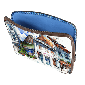 Laptop Sleeve - Shophouses at Dickson Road
