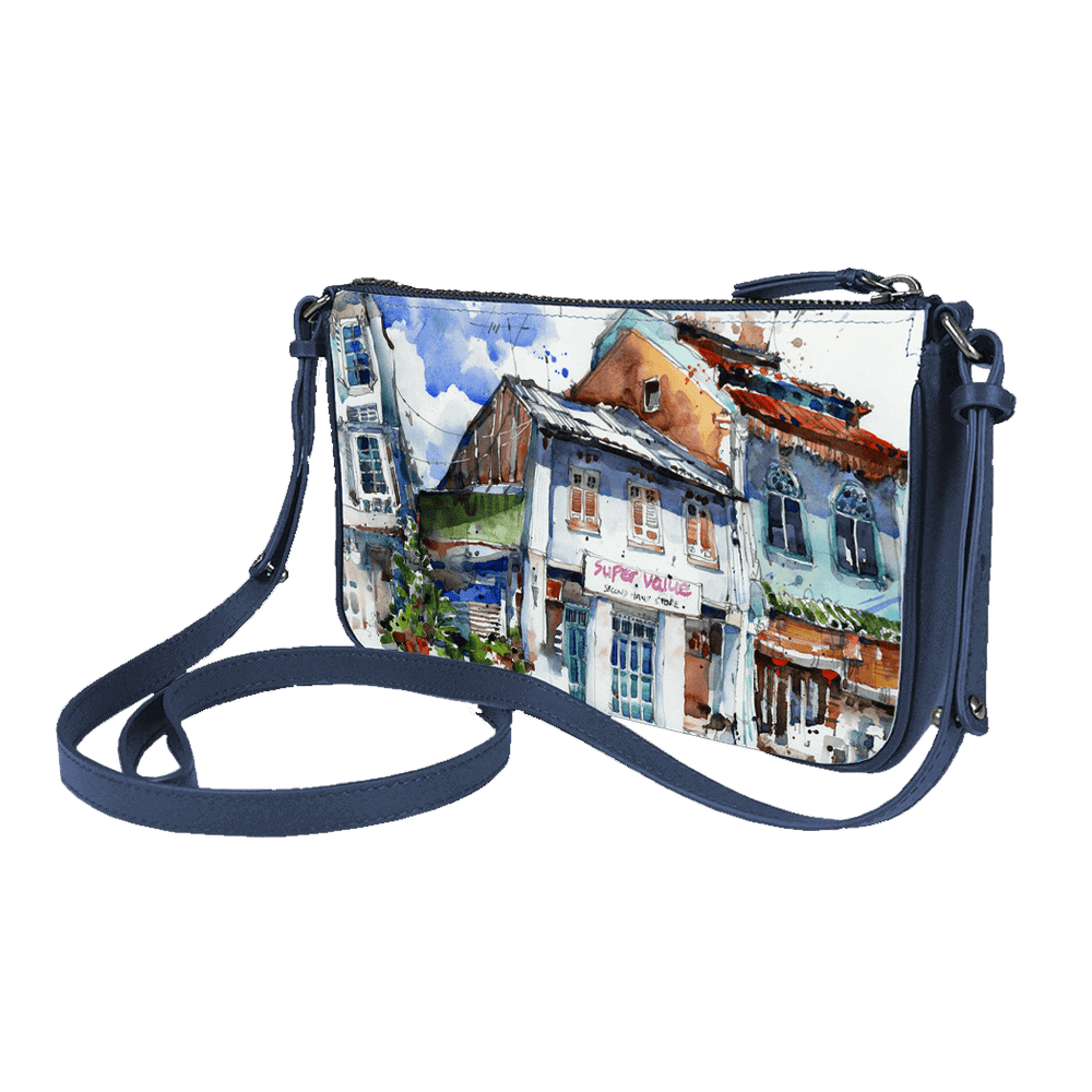 Lady Multi-function Crossbody -  Shophouses at Dickson Road