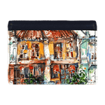 Flap Card Wallet - Armenian Street Revisited, Singapore
