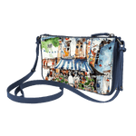 Lady Multi-function Crossbody -  To the Market